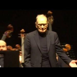 Ennio MORRICONE 2015 BEST OF CONCERT LIVE LYON (FRANCE) With Susanna RIGACCI
